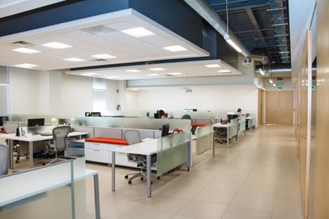 clean office after coronavirus