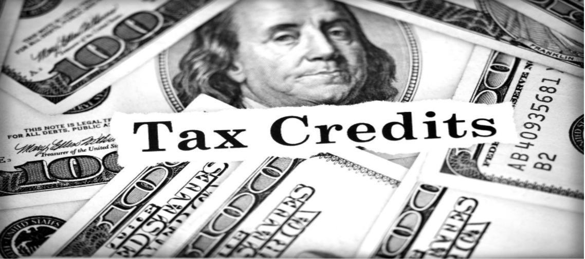 tax credit 100 dollar bill