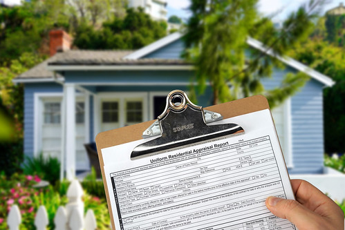Getting your home appraised